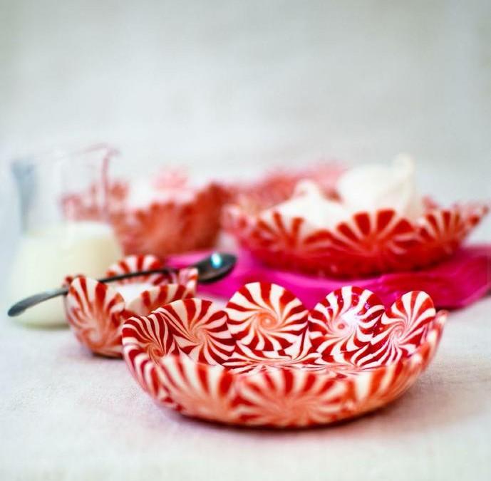 Направете си сами чинийка от бонбони – DIY идеи