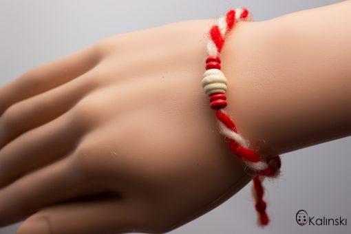 традиционни мартеници за ръка гривни с вълна